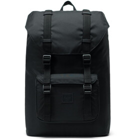 Herschel Little America Mid-Volume Light Rucksack black